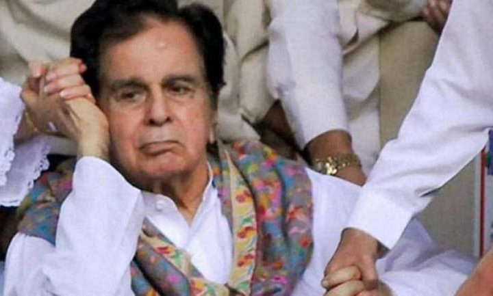 Dilip Kumar passes away at the age of 98