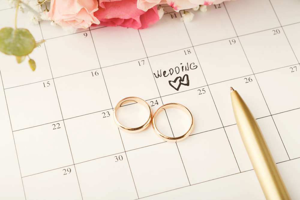How to plan a wedding step by step according to your liking